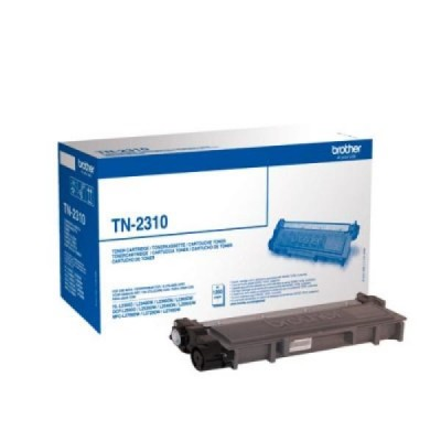Toner original Brother TN2310 Noir
