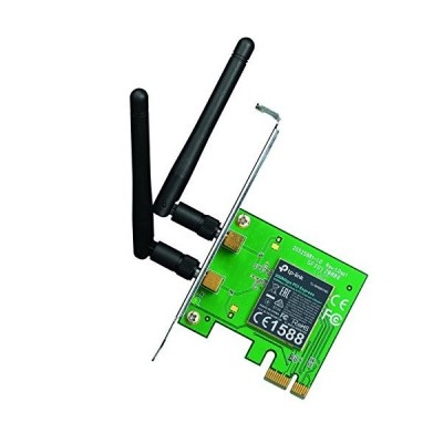 TP-LINK TL-WN881ND Adaptateur 300Mbps 2T2R Atheros PCIe