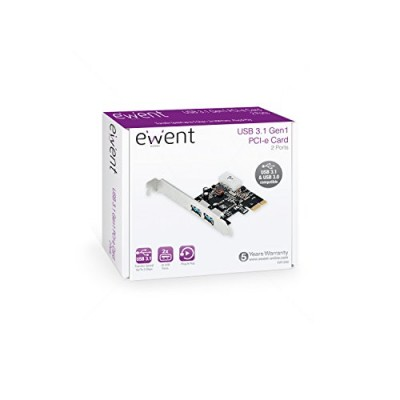 Carte PCI Ewent EW1040 2x USB 3.1