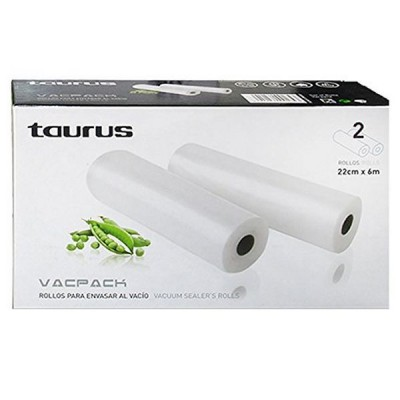Rouleaux pour machine d'emballage Taurus VACPACK