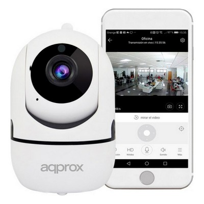 Caméra IP approx! APPIP360HDPRO 1080 px Blanc