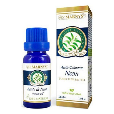 Huile protectrice Neem Calmant (15 ml) (Refurbished A+)