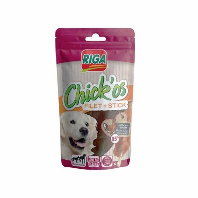 Collation pour Chiens Chick'os (4,75 g) (Refurbished A+)