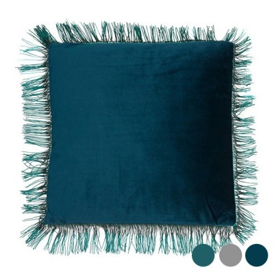 Coussin Fringes (45 x 10 x 45 cm) Polyester