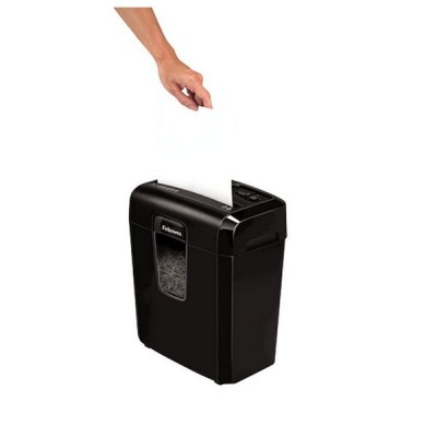 Déchiqueteuse de Papier Coupe Fine Fellowes 8Cd 14 L 4 x 35 mm Noir