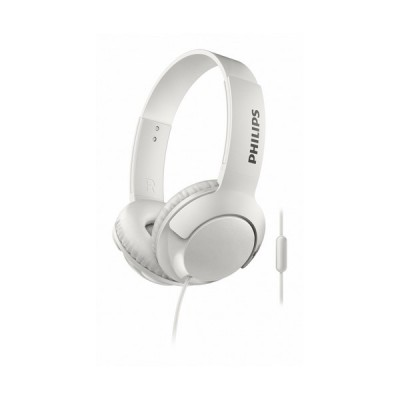 Casques avec Microphone Philips SHL3075/10 BASS+ 40 mW (3.5 mm)
