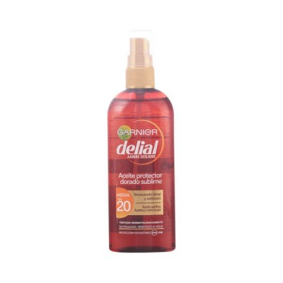 Huile protectrice Delial SPF 20 (150 ml)
