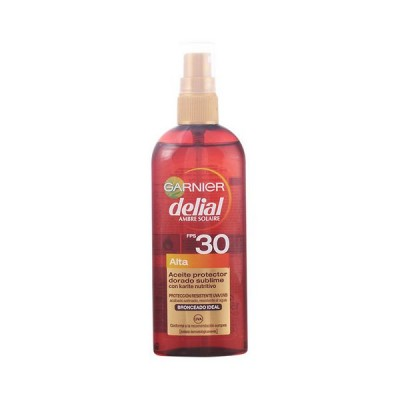 Huile protectrice Delial SPF 30 (150 ml)